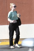 Elle Fanning - Out in LA 2/6/18