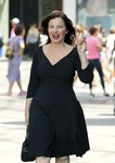 Fran Drescher - Out and about In Los Angeles (7/27/18)