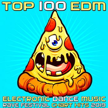 VA - Top 100: EDM Electronic Dance Music Rave Festival Chart Hits 2019 (2018) .mp3 -320 Kbps