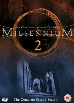 Millennium - stagione 2 (1997-1998) 6XDVD9 COPIA 1:1 ITA ENG