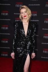 Amber Heard - London Fields Premiere at The London West Hollywood Hotel in LA 10/25/2018