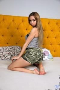 Leyla Fiore - Russian Cutie   05/21/19