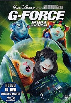 G-Force: Superspie in missione (2009) DVD9 COPIA 1:1 ITA-MULTI