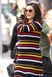 Rachel Weisz - Out in NYC 4/23/18
