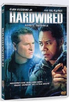 Hardwired - Nemico invisibile (2009) DVD9 COPIA 1:1 ITA/ENG/FRA/SPA