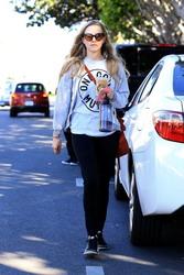 Amanda Seyfried - Shopping in West Hollywood 2/16/18