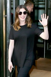 Anne Hathaway - Out in NYC 5/24/18
