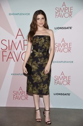 Anna Kendrick - Cocktail Party for 'A Simple Favor' in NYC 8/17/18