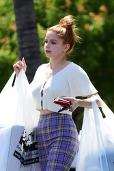 Ariel Winter Shopping at Bed Bath & Beyond in Studio City, CA - 6/29/19