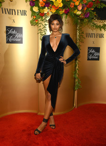 Danielle Herrington - Vanity Fair And Saks Fifth Avenue Celebrate Vanity Fair's Best-Dressed 2018 in NYC 9/12/18