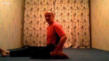 Тибетская ритмическая гимнастика для восстановления сосудов и суставов ног (2018) Тренинг