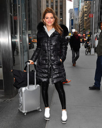 Maria Menounos - Out in NYC 3/20/18