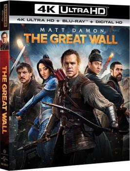 The Great Wall (2016) Full Blu-Ray 4K 2160p UHD HDR 10Bits HEVC ITA DD 5.1 ENG TrueHD 7.1 MULTI