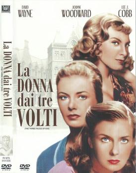 La donna dai tre volti (1957) DVD5 COPIA 1:1 ITA ENG CAS