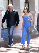 Jenna Dewan - Out for lunch in Santa Barbara 6/3/18