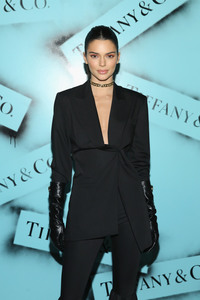 Kendall Jenner - The Tiffany & Co. Modern Love Photography Exhibition in NYC 2/9/19