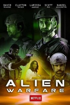 Alien Warfare (2019) iTA - STREAMiNG
