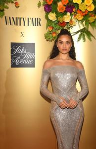 Shanina Shaik - Vanity Fair And Saks Fifth Avenue Celebrate Vanity Fair's Best-Dressed 2018 in NYC 9/12/18