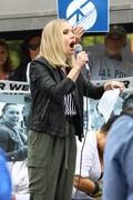Kristen Bell - Keep Families Together Rally and Toy Drive in LA 6/23/18