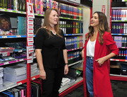 Jessica Alba - Staples for Students sweepstakes event in NYC 10/29/2018 0379591016104174
