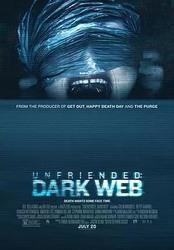 解除好友:暗网 Unfriended: Dark Web_海报