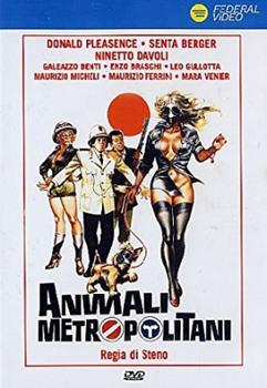 Animali metropolitani (1987) DVD5 Copia 1:1 ITA