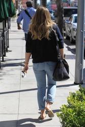 Hilary Duff - Out in LA 3/5/18