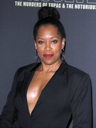 Regina King - 'Unsolved The Murders of Tupac and The Notorious B.I.G.' Premiere (2/22/18)