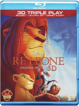 Il re leone 3D (1994) Full Blu-Ray 3D 38Gb AVCMVC ITA DTS 5.1 ENG DTS-HD MA 7.1 MULTI