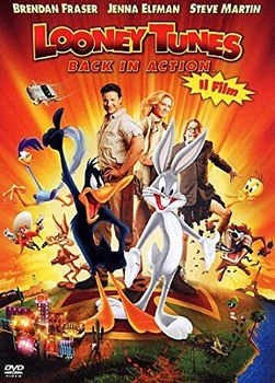 Looney Tunes: Back in Action - Film (2003) DVD9 COPIA 1:1 ITA ENG GRE