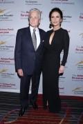 Catherine Zeta-Jones - Actors Fund Career Transition for Dancers Jubilee Gala in NYC (11/1/17)