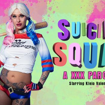 Kleio Valentien (Suicide squad: Harley Quinn XXX PARODY /323642) (2017) HD 1440p