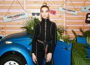 Amanda Steele - Karl Lagerfeld x Revolve launch in LA 8/30/18