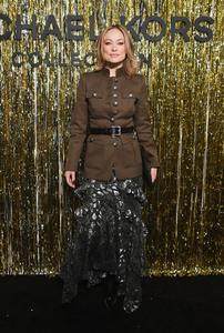 Olivia Wilde - Michael Kors Fashion Show in NYC 2/13/19