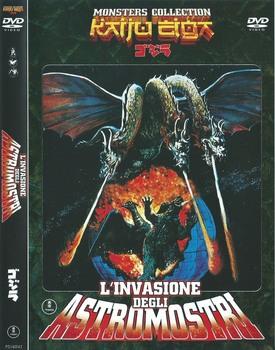 L'invasione degli astromostri (1966) DVD9 COPIA 1:1 ITA GIA
