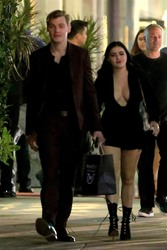 Ariel Winter Leaving Mastro's Steakhouse in Beverly Hills, California - 4/17/18