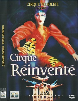 Cirque du Soleil: Le Cirque Reinvente (1987) DVD5 COPIA 1:1 FRA