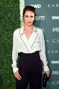 Nikki Reed         -            CFDA Variety and WWD Runway Red Carpet Los Angeles February 20th 2018.