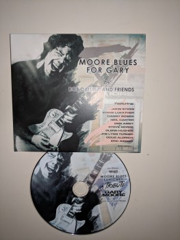 VA - More Blues For Gary A Tribute To Gary Moore (2018) .mp3 -256 Kbps
