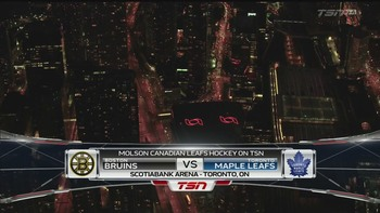 NHL 2018 - RS - Boston Bruins @ Toronto Maple Leafs - 2018 11 26 - 720p 60fps - English - TSN 5413d71046109114