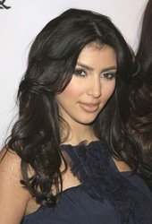 Kim Kardashian - 'Keeping Up With The Kardashians' Season 2 Premiere in LA | March 19, 2008