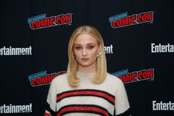 Sophie Turner - Attends Entertainment Weekly's panel at NYCC - October 6, 2018