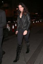 Lana Del Rey - Leaving a concert in LA 3/3/18