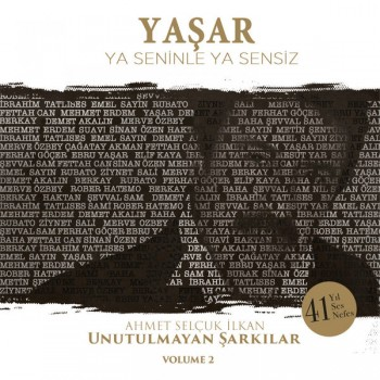 Yaşar - Ya Seninle Ya Sensiz (2018) Single Albüm İndir