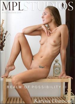 Katie A Karissa Diamond - Realm of Possibility