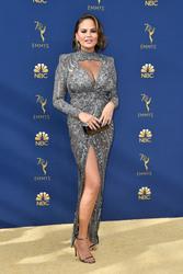 Chrissy Teigen - 70th Emmy Awards in LA 9/17/18