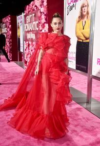 "Miley Cyrus - ""Isn't It Romantic"" Premiere in LA 2/11/19"