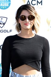 Cassadee Pope - ACM Lifting Lives TOPGOLF Tee-Off in Las Vegas 4/14/18