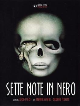 Sette note in nero - versione import (1977) DVD5 Copia 1:1 ITA/SPA
