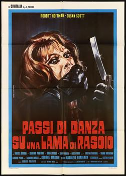 Passi Di Danza Su Una Lama Di Rasoio ( 1973 ) DVD5 COPIA 1:1 ITA ENG